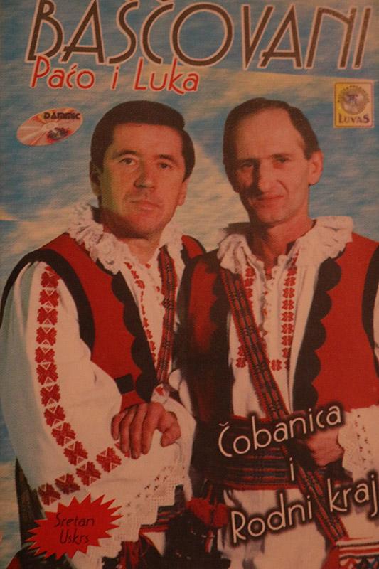 Razgovor s Paćom Ćorlukom: Baščovani, izvorna pjesma i šargije